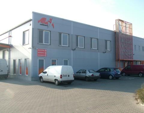 Gyma Ipari Park, Szolnok