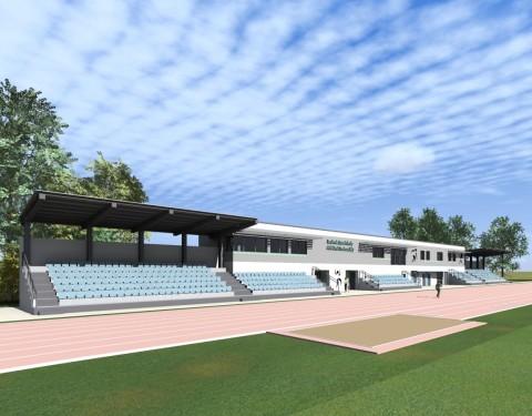 Atlétikai sportcentrum, Szolnok