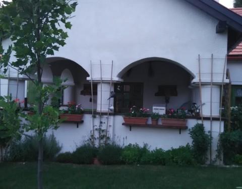 Lakóépület felújítása, bővítése, Balatonfüred